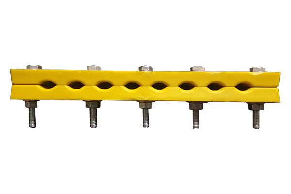 Rope Clamp with 8-Hole